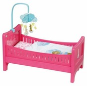 Zapf Creation Кровать для куклы Baby Born (822-289)