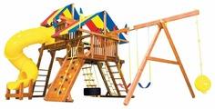 Домик Rainbow Play Systems Rainbow Castle V Loaded