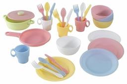 Набор посуды KidKraft Пастель 63027