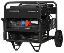 Бензиновый генератор Hyundai HY12000LE-3 (9000 Вт)