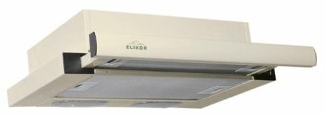 Встраиваемая вытяжка ELIKOR Воздухоочистители Интегра 45 крем / крем
