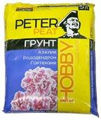 Грунт PETER PEAT Линия Hobby Азалия, Рододендрон, Гортензия 5 л.
