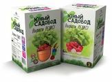 Набор для выращивания Инновации для детей Юный садовод. Вырасти редис