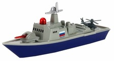 Корабль ТЕХНОПАРК военный (SB-16-11-A) 25 см