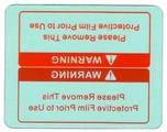 Защитное стекло Fubag 992501 133.35×114.3
