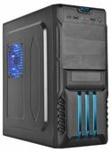 Компьютерный корпус STC 4135UB w/o PSU Black/blue