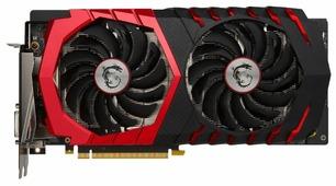 Видеокарта MSI GeForce GTX 1060 1594Mhz PCI-E 3.0 6144Mb 9126Mhz 192 bit DVI HDMI HDCP GAMING X+