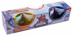 Масса для лепки LORI Пластишка - Человек-паук 4 цвета (ТДД-002)