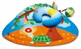 Развивающий коврик Chicco Tummy pad (2572)
