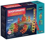 Магнитный конструктор Magformers Creator 703008 Достопримечательности