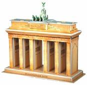 3D-пазл CubicFun Бранденбургские ворота (C712h), 31 дет.