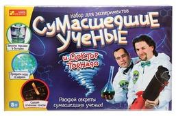 Набор RANOK CREATIVE Сумасшедшие учёные и Доктор Торнадо