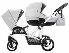 Универсальная коляска Bebetto 42 Comfort 2017 (для погодок)