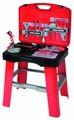 Smoby Ремонтная мастерская в чемоданчике (25 аксессуаров) (500240)