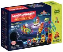 Магнитный конструктор Magformers Deluxe 710012 Вдохновитель