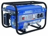 Бензиновый генератор Mikkeli GX4500 (2900 Вт)