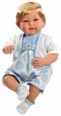 Интерактивный пупс Arias Elegance в голубой одежде, 45 см, Т11134