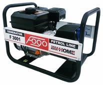 Бензиновый генератор Fogo F 3001 (2500 Вт)