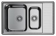 Врезная кухонная мойка OMOIKIRI Sagami 79-2 IN-L