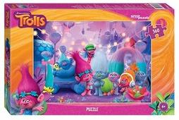 Пазл Step puzzle DreamWorks Trolls (96048), 360 дет.