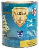 Лак VERES Yacht Lak полуматовый (0.75 л)
