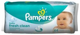Влажные салфетки Pampers Baby Fresh Clean
