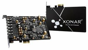 Внутренняя звуковая карта ASUS Xonar AE