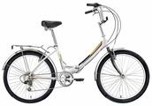 Городской велосипед FORWARD Valencia 2.0 (2018)