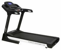 Электрическая беговая дорожка Carbon Fitness World Runner T2