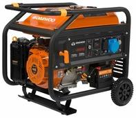 Бензиновый генератор Daewoo Power Products GDA 8800E (7000 Вт)