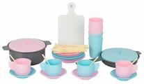 Набор посуды Совтехстром Детский кухонный набор У523