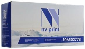 Картридж NV Print 106R02778 для Xerox