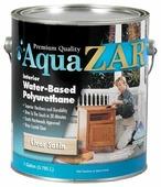 Лак ZAR Aqua Interior Water-Based Polyurethane матовый (3.78 л)