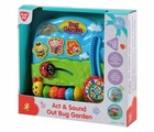 Интерактивная развивающая игрушка PlayGo Out Bug Garden