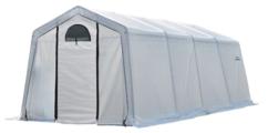 Теплица ShelterLogic в коробке, со светорассеивающим тентом 240х300см