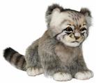 Мягкая игрушка Hansa Котёнок манула 16 см