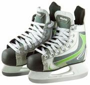 Хоккейные коньки ATEMI AHSK-17.05 Rapid Green
