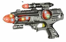 Бластер Zhorya Звездный арсенал ( ZYC-0779-6)