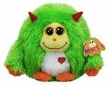 Мягкая игрушка TY Monstaz Монстр Maxine 15 см