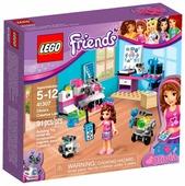 Конструктор LEGO Friends 41307 Творческая лаборатория Оливии