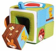 Подвесная игрушка Tiny Love Развивающая книжка Куб (488)