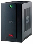 Интерактивный ИБП APC by Schneider Electric BX700U-GR