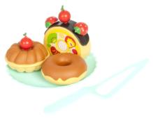 Набор продуктов с посудой Mary Poppins Лакомка 453047