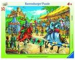 Пазл Ravensburger Рыцарский турнир (06626), 35 дет.