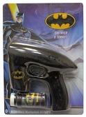 Пистолет с мыльными пузырями 1 TOY Бэтмен, 45 мл Т59658