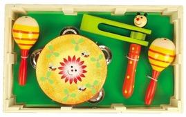 Мир деревянных игрушек набор инструментов набор 2 Д094