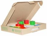 Кубики Томик Занимательные буквы 1111-5