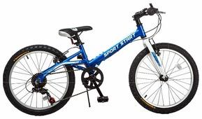 Подростковый горный (MTB) велосипед Sport Start Cloud 20 (2017)