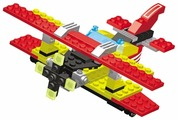 Конструктор Megafun Toys SuperBlock MF004468 Самолет M