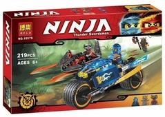 Конструктор BELA Ninja 10579 Пустынная молния